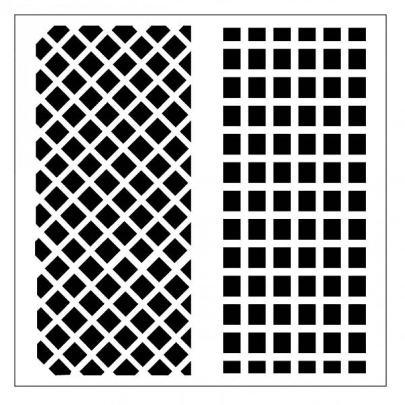 fence lattice stencil-800x800