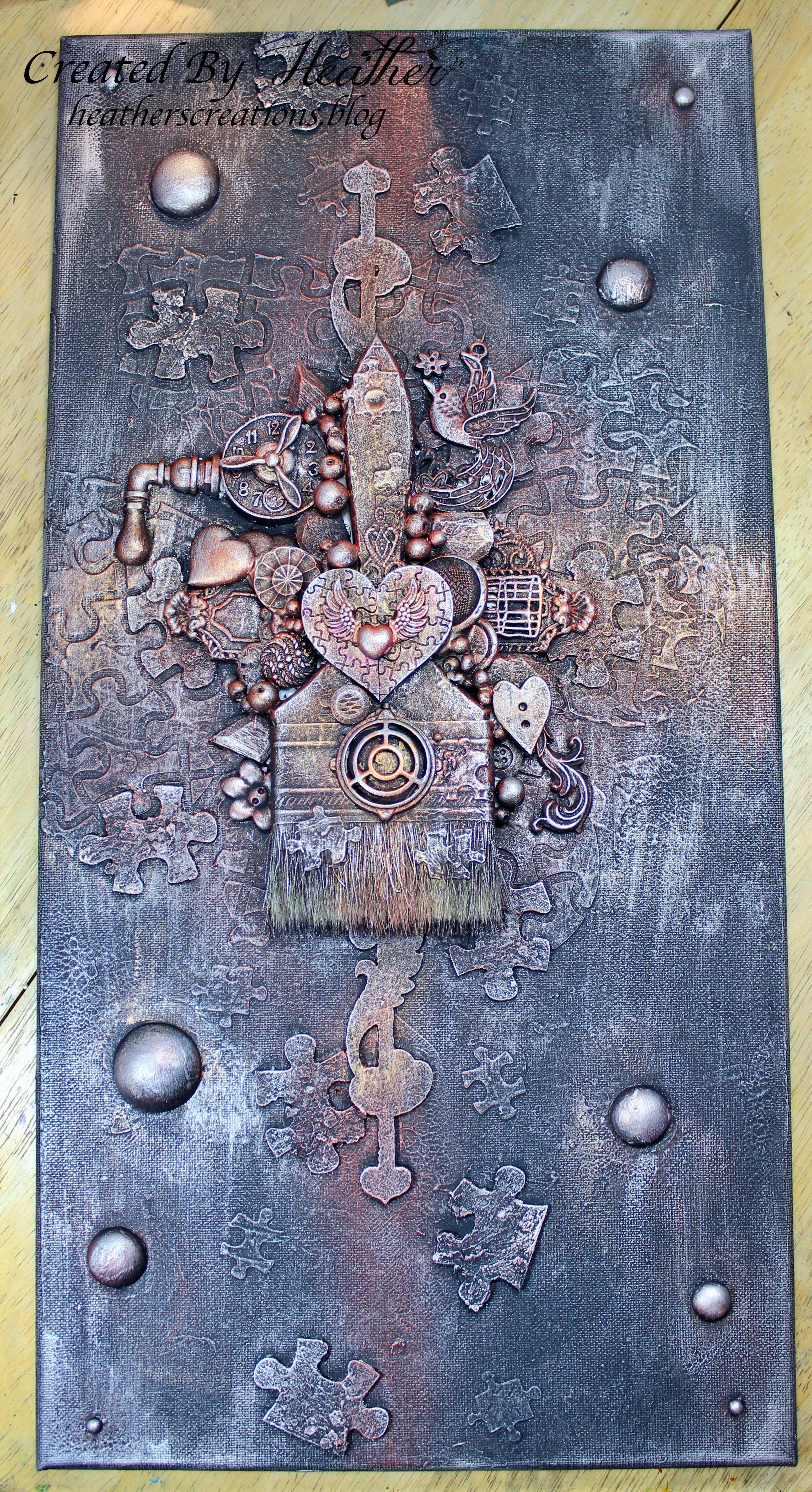 Puzzle Canvas CE 4